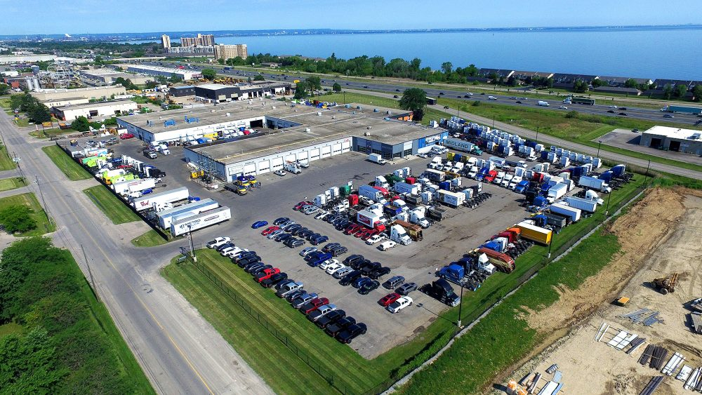 Truck and trailer leasing in hamilton